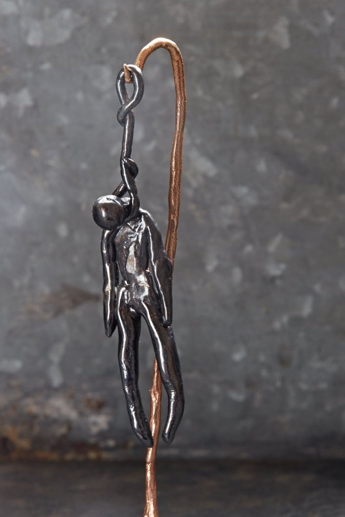 _Hanging_Pendant_Bronze_w_Black_patina(front)