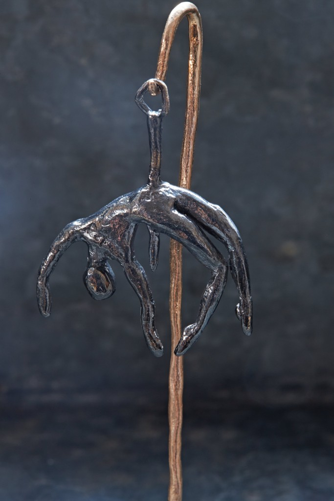 _Spike_Pendant_Bronze_w_blk_patina(front)